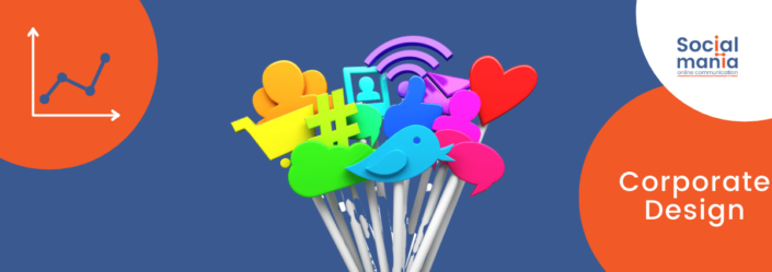 Social Media Im Corporate Design