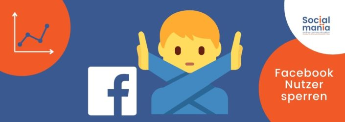 Nutzer auf der Facebook-Seite blockieren